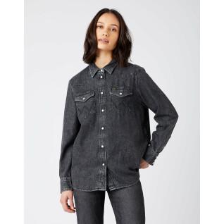 Camisa de mujer Wrangler Heritage