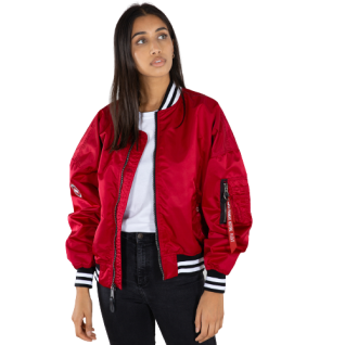 Chaqueta de mujer Alpha Industries MA-1 OS Tipped