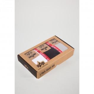 Calcetines Alpha Industries RBF Box