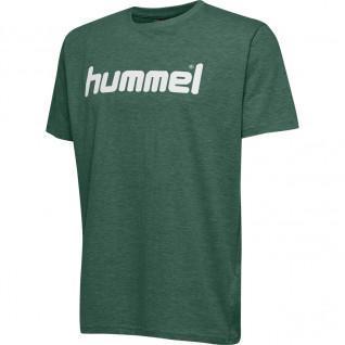 Camiseta Hummel Cotton Logo