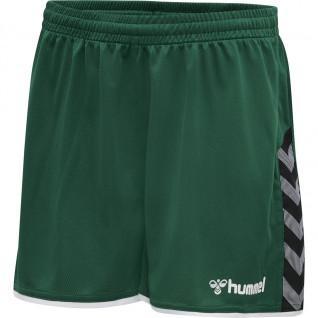 Pantalones cortos de mujer Hummel hmlAUTHENTIC Poly