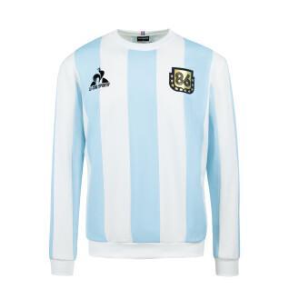 Sudadera Le coq sportif retro Argentine 1986 Collection Legends Maradona