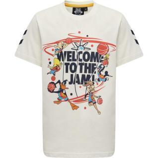 Camiseta para niños Hummel Hmlspace Jam Tres
