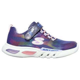 Zapatos de niña Skechers S Lights: Glow-Brites