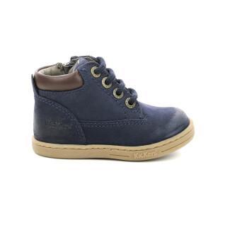Zapatos de bebé Kickers Tackland [1-2 ans]