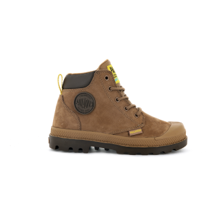 Zapatos para niños Palladium Pampa hi cuff Wp oz