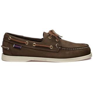 Zapatos de barco Sebago Docksides Nbk
