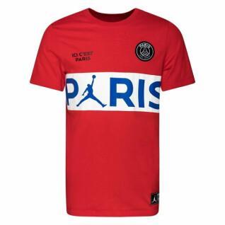 Camiseta PSG x Jordan Wordmark