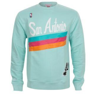 Sweatshirt Mitchell & Ness  San Antonio Spurs