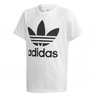 Camiseta adidas Trefoil para niños