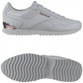 Zapatillas de deporte para mujeres Reebok Classics Royal Glide Ripple Clip