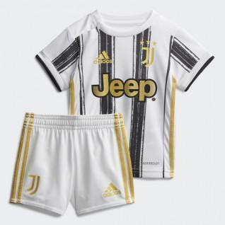 Kit de bebé en casa Juventus 2020/21