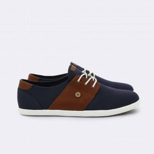 Formadores Faguo tennis cypress cotton leather bis