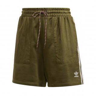 Pantalones cortos de mujer adidas Originals Logo