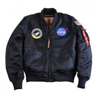 Chaqueta Alpha Industries MA-1 VF NASA