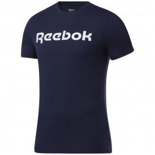 Camiseta Reebok Graphic Series Linear Logo