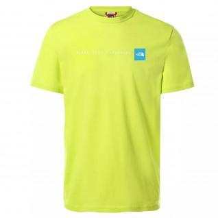 "Camiseta clásica The North Face ""Never Stop Exploring"""