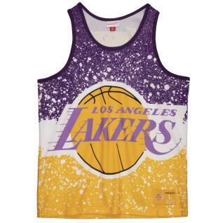 D bardeur Mitchell & Ness  Jumbotron Mesh Los Angeles Lakers