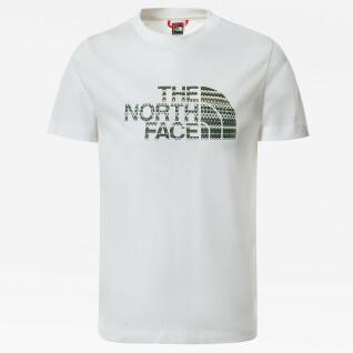 Camiseta para niños The North Face Easy