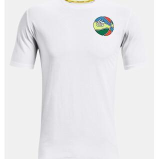 Camiseta Under armour Curry