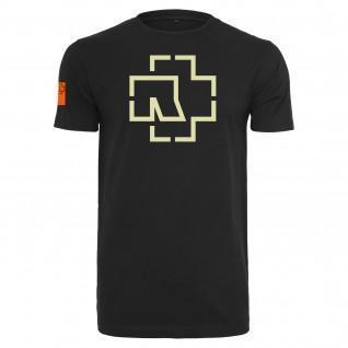 Camiseta Rammstein logo