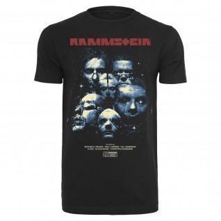 Camiseta Rammstein sehnsucht movie