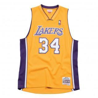 Jersey Los Angeles Lakers 1999-00 Shaquille O'Neal