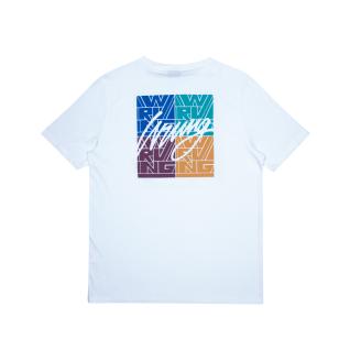 Camiseta Wrung Square Sign