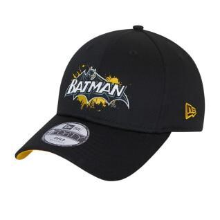 Gorra para niños New Era 9forty Batman