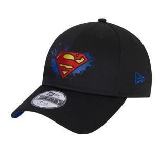 Gorra para niños New Era 9forty Superman