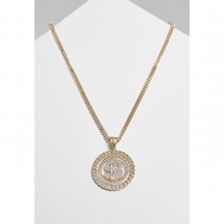 Collar Urban Classics dollar diamond