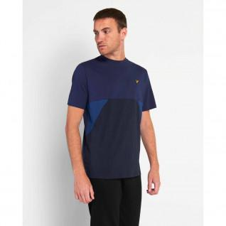 Camiseta Lyle & Scott Geo Panel