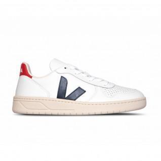 Zapatillas de deporte para mujeres Veja V 10 Leather