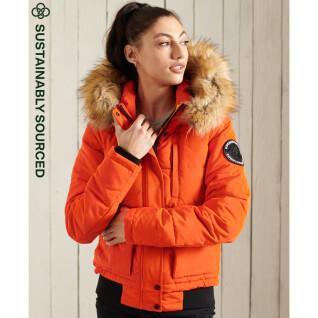 Chaqueta de aviador para mujer Superdry Everest