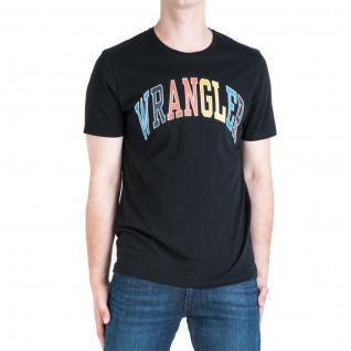 Camiseta Wrangler Rainbow