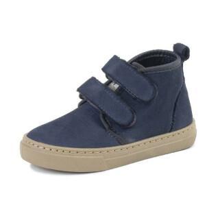 Zapatillas de deporte para chicas Cienta Doble Velcro on Napa